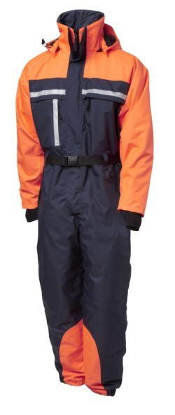 Duo-Color Thermo-Overall